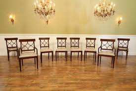 Cross Back Dining Chairs Mahogany Cross Back Dining Chairs Inlaid Mahogany Chairs