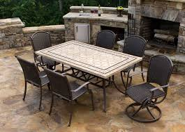 Tile Top Patio Table Tile Top Patio Table Lowes Exceptional Lowes Outdoor Patio Tiles