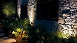 why choose led landscape lighting elemental landscapes ltd