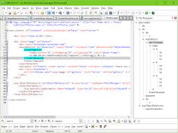 windows text editor for viewing and editing xml files schemas