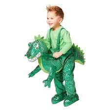 Toddler Boy Halloween Costume Toddler Boys U0027 Dinosaur Rider Costume Size Fits Target