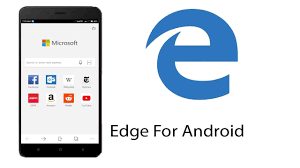 Microsoft Edge Browser For Android Mobile Youtube