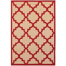 Woven Outdoor Rugs Trellis Flat Woven Outdoor Rugs Rugs The Home Depot