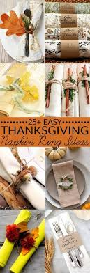 thanksgiving napkin rings napkin rings free printable and napkins