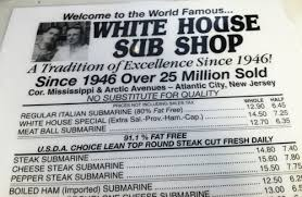 Seeking Sub Recap Monday White House Sub Shop Chicken Parm A Lil Jfg