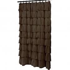 Home Decorating Ideas Curtains Bathroom Gorgeous Ruffle Curtains For Home Decoration Ideas