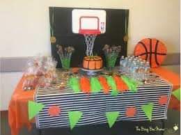 basketball party ideas basketball party archives the busy bee