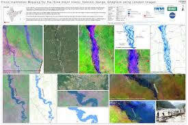 India River Map by Floods In India Un Spider Knowledge Portal