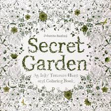 flip through secret garden coloring book by johanna basford youtube