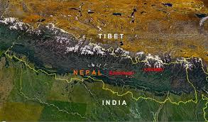 Map Of Everest Gallery U0026 Pictures Everest Khumbu Trek Pictures U003e Nepal