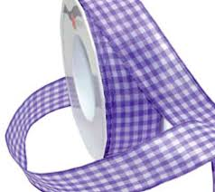 gingham ribbon wholesale gingham checked ribbon