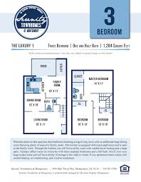 floor plans serenity townhomes at montgomery