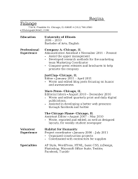 Resume Objective For Undergraduate Student Resume Objective Examples How To Write A Resume Objective