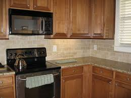Backsplash Tiles For Kitchen Ideas Kitchen Simple Griffin Ceramic Tiles For Kitchen Backsplash With