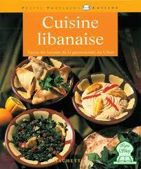 livre cuisine libanaise cuisine libanaise barakat nuq livre
