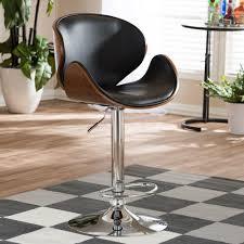 pedestal bar stools kitchen u0026 dining room furniture the home