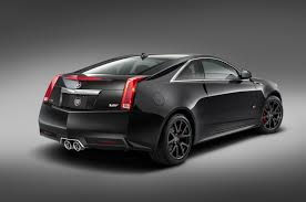 2014 cadillac cts v coupe 2015 cadillac cts v coupe special edition announced