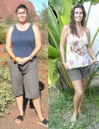 raw food for weight loss before and after pictures cooked food