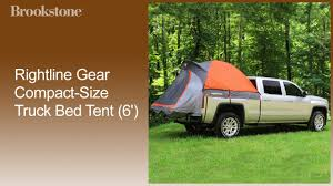 Truck Bed Tent Rightline Gear Compact Size Truck Bed Tent 6 U0027 How To Use Youtube