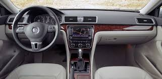 New Passat Interior 2012 Volkswagen Passat 2 5l Sel Premium Autoblog