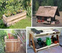 art of upcycling 20 diy wood pallet reuse project ideas webecoist