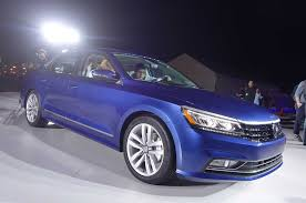 passat volkswagen 2016 volkswagen introduces the redesigned u002716 passat photo u0026 image gallery