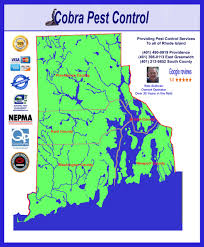 Greenwich England Map by Rhode Island Pest Control Ri Exterminator Service Area All Of Ri