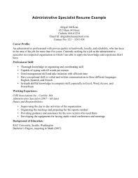 ma resume examples tutornow info