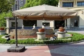 Big Patio Umbrella Sunbrella Cantilever Patio Umbrella Foter