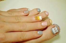 10 adorable easter toe nail art designs