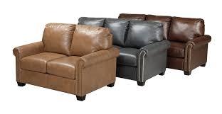 Ashley Furniture Leather Sectional Furniture Features Infinite Positions For Comfort With Durablend