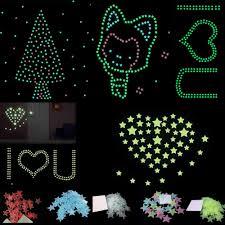 aliexpress com buy 100pcs 3cm diameter 3d stars glow in the dark
