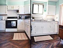 S Kitchen Makeover - this kitchen makeover only cost 100 clark howard