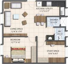 650 Square Feet 700 Sq Ft House Plans In Kolkata