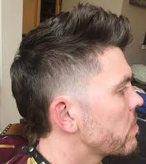 shaved sides haircut square face 50 classy haircuts and hairstyles for balding men