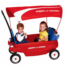 radio flyer deluxe family wagon walmart com