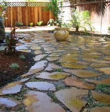 Stain Old Concrete Patio by How To Recycle Concrete Chunks Google Search Ideas For Yard