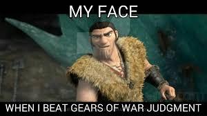 Gears Of War Meme - gears of war judgment meme by queenelsafan2015 on deviantart