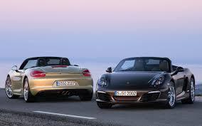 Porsche Boxster 4 Seater - epa releases 2013 porsche boxster fuel economy ratings
