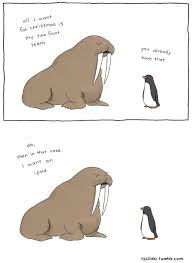 Walrus Meme - 3rd comment is a walrus meme by better than u memedroid