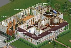 1 house plans the sims 1 house plans house plan