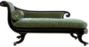 Chaise Lounge Sofa Spotting A Regency Piece Of Furniture To Work Within Your Home
