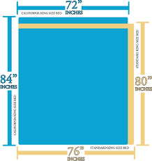 bedding dazzling measurements of a king size bed frame