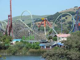 6 Flags San Francisco Six Flags Discovery Kingdom Update May 5th 2017 California