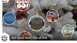 best gifts of 2016 best board game gifts of 2016 meeple mountain