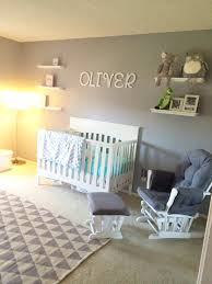 behr sparrow in the nursery i love this color of grey baby