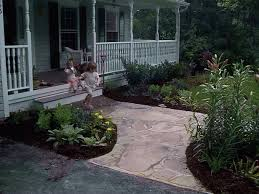Front Porch Landscaping Ideas Landscaping Ideas For Front Of House With Porch
