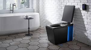 bathroom tech bathroom goes high tech with these kohler futuristic bathroom