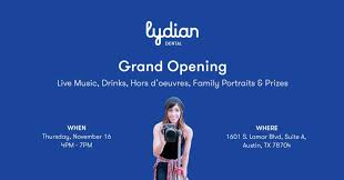 lydian dental grand opening in at lydian dental