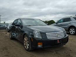 2007 cadillac cts 3 6 salvage title 2007 cadillac cts sedan 4d 3 6l 6 for sale in